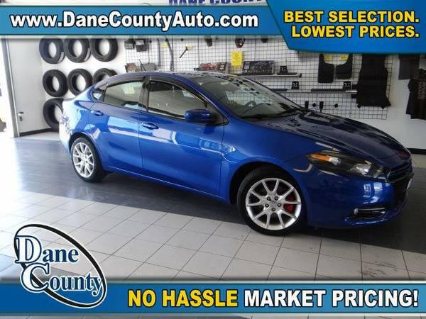 2013 *Dodge Dart* SXT-Rallye - Dodge Blue Streak Pearlcoat