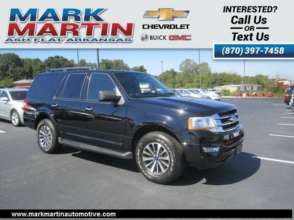 2016 Ford Expedition XLT SUV Expedition Ford