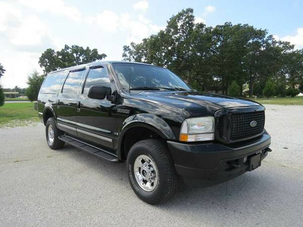 2003 Ford Excursion Limited*LEATHER*4X4*3RD ROW*WOW!