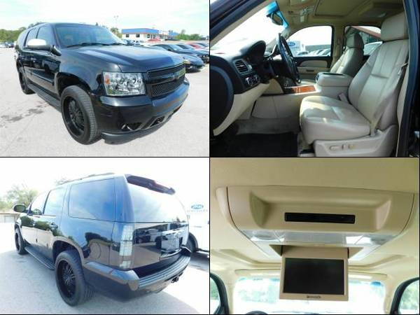 2008 Chevrolet Tahoe Black PRICED TO SELL!