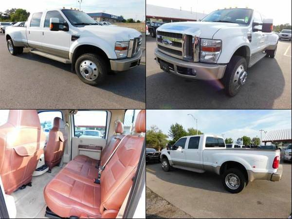 2008 Ford F-450 Oxford White Clearcoat *Test Drive Today*