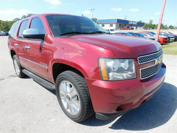 2009 Chevrolet Tahoe Red Jewel Tintcoat *Unbelievable Value!!!*