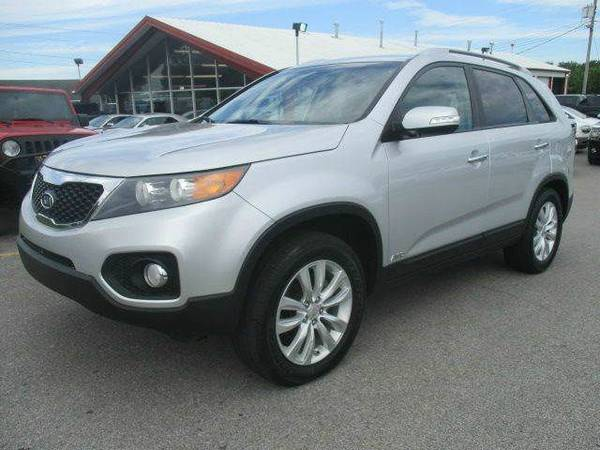 2011 Kia Sorento Gray GO FOR A TEST DRIVE!