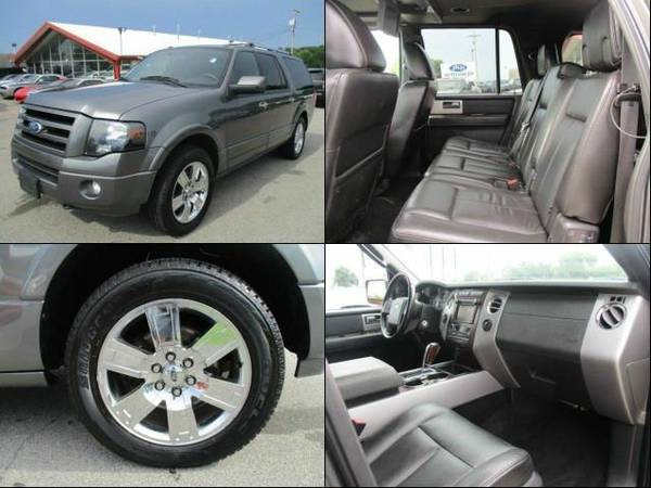 2010 Ford Expedition EL Sterling Gray Metallic INTERNET SPECIAL!