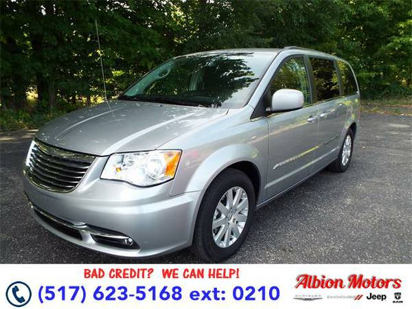 2015 *Chrysler Town & Country* Touring - BAD CREDIT OK!