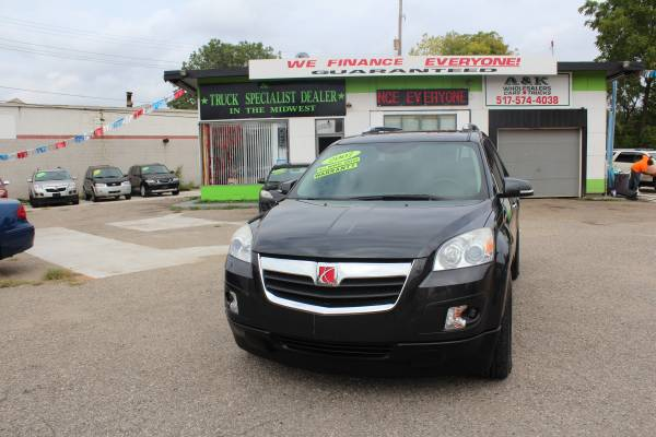 2007 SATURN OUTLOOK! AWD, 3RD ROW! FINANCING FOR GOOD OR BAD CREDIT!!!