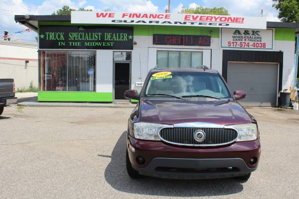 2006 BUICK RAINIER ** CXL AWD! ** LEATHER! ** EVERYBODY IS APPROVED!!