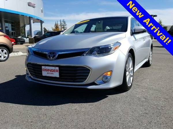 2013 *Toyota Avalon* Limited - (Classic Silver Metallic) 6 Cyl.