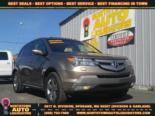 2009 Acura MDX Sport & Entertainment Pkg.