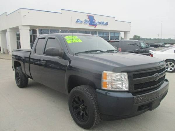 2007 Chevrolet Silverado 1500 Blue - Easy Financing!