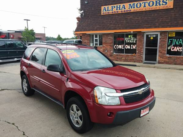 2005 CHEVY EQUINOX LS AWD, LOW MILES, NEW TIRES, GREAT CONDITION!!!!!