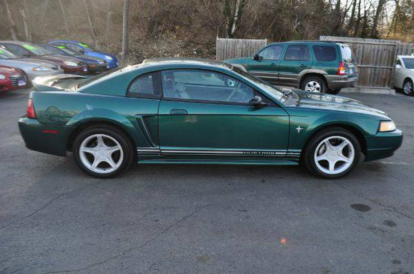 2000 *Ford* *Mustang* Coupe -CLICK! SHOP! DRIVE!