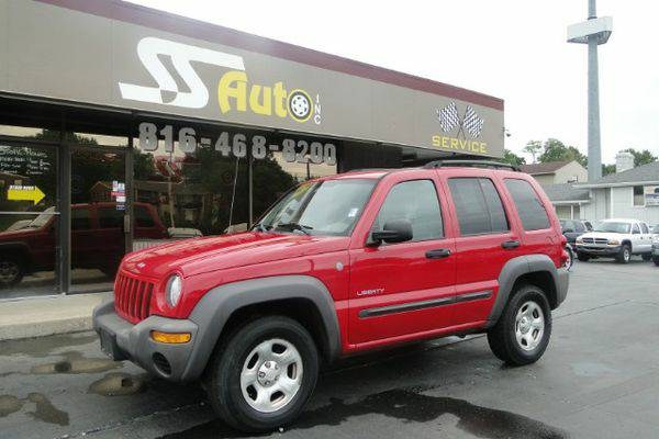 2004 *Jeep* *Liberty* Rocky Mountain Edition 4WD