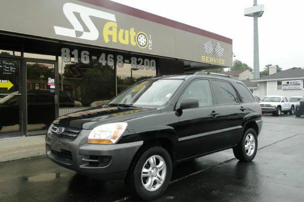 2008 *Kia* *Sportage* EX V6 2WD
