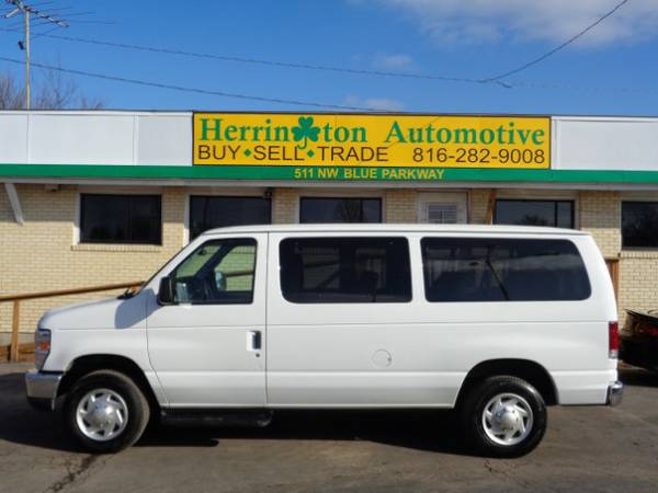 2011 Ford E350 XL Super Duty - Guaranteed Credit Approval!
