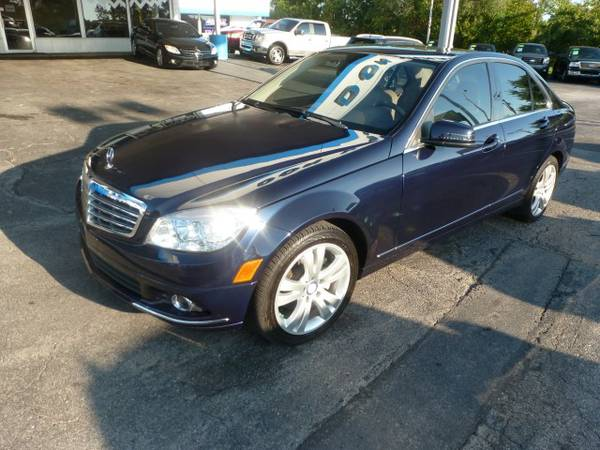 2011 Mercedes-Benz C300 4Matic...WARRANTY...Auto Enterprise Co.