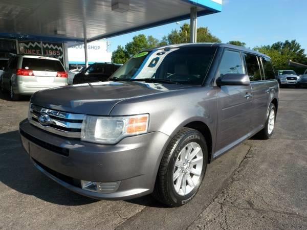 2009 Ford Flex SEL...WARRANTY...Auto Enterprise Co.
