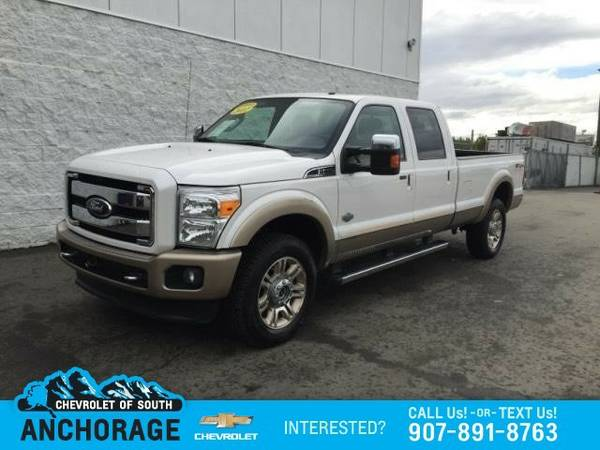 2011 Ford Super Duty F-350 SRW (You Save $2,705 Below KBB Retail)