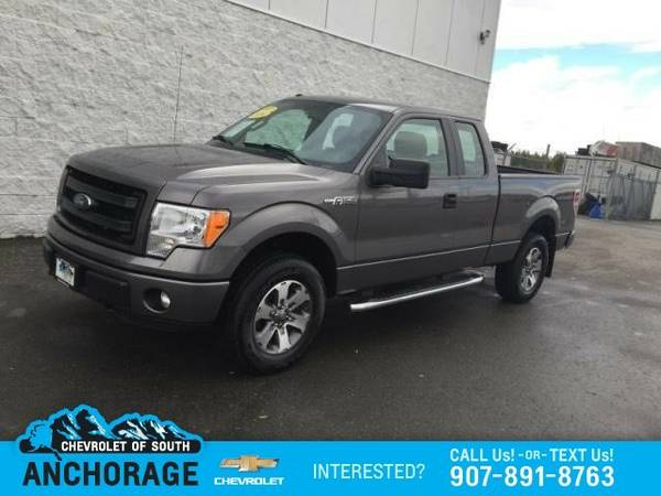 2014 Ford F-150 (You Save $1,483 Below KBB Retail)