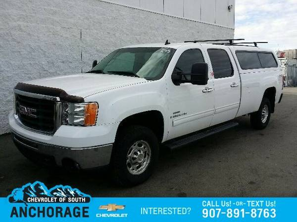 2008 GMC Sierra 2500HD (You Save $3,008 Below KBB Retail)