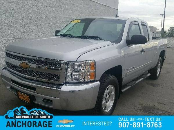 2013 Chevrolet Silverado 1500 LT (You Save $886 Below KBB Retail)