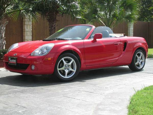 2004 Toyota MR2 SPYDER .. Down Payment as Low as $500