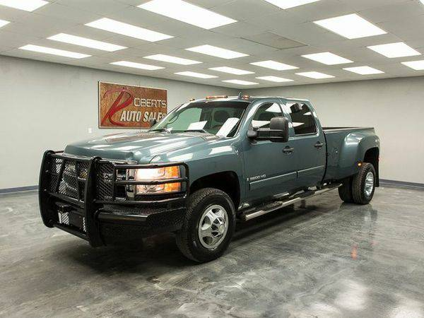 2008 *Chevrolet* *Silverado* *3500HD* LT FAST APPROVAL AND IN HOUSE FI