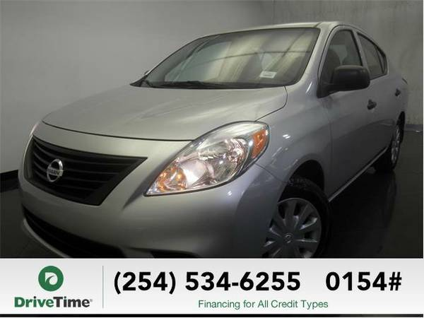 2014 *Nissan Versa* - LOW DOWN-PAYMENT