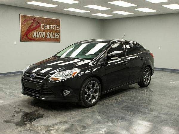2013 *Ford* *Focus* SE FAST APPROVAL AND IN HOUSE FINANCING