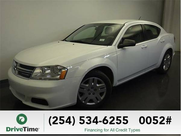 2014 *Dodge Avenger* - LOW DOWN-PAYMENT