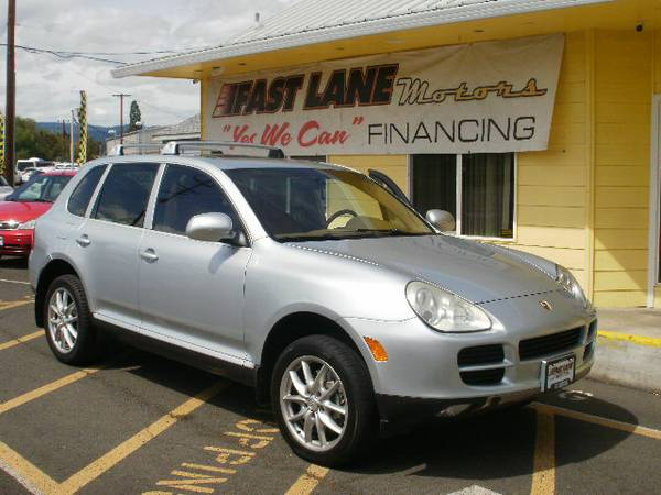 PORSCHE CAYENNE S - HOME OF YES WE CAN FINACNING