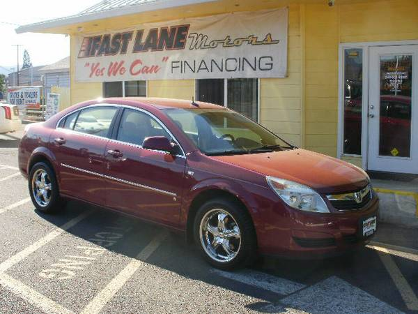 2007 SATURN AURA - ONE OWNER - HOME OF YES WE CAN FINANCING