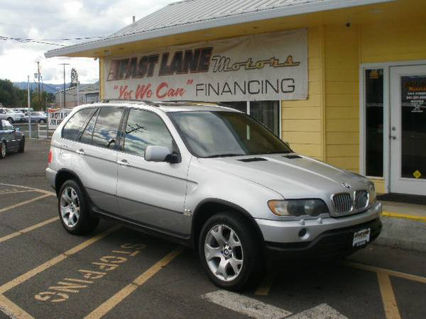 BMW X5 ALL WHEEL DRIVE - HOME OF YES WE CAN FINANCING
