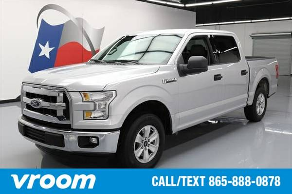 2015 Ford F-150 XLT 4dr SuperCrew Truck 7 DAY RETURN / 3000 CARS IN ST