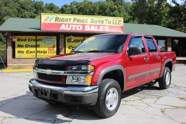 2006 Chevrolet Colorado Z71 4X4 * WE FINANCE *
