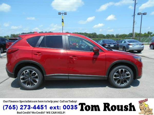 2016 *Mazda CX-5* Grand Touring - BAD CREDIT OK!