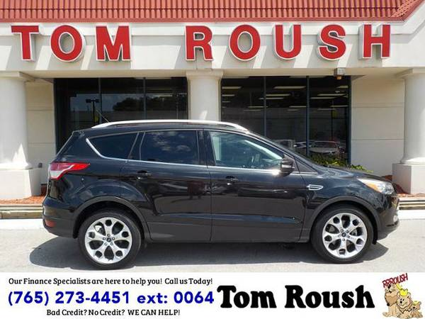2014 *Ford Escape* Titanium - BAD CREDIT OK!