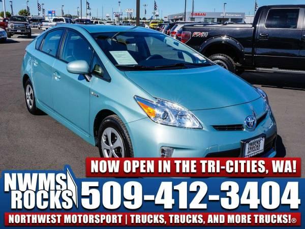 2013 *Toyota Prius* FWD -