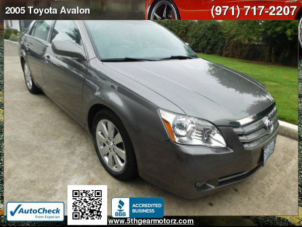2005 Toyota Avalon XLS *1 OWNER! 95K Miles!* CALL!