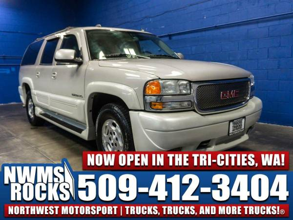 2004 *GMC Yukon* 1500 XL Southern Comfort 4x4 - 3rd Row Seats! 2004 GM