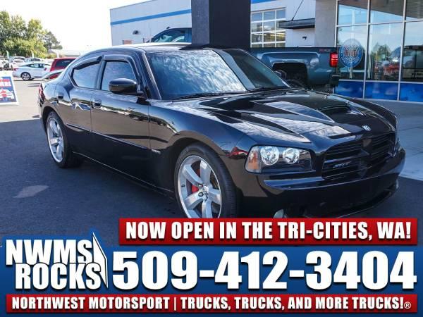 2007 *Dodge Charger* SRT 8 RWD - 2007 Dodge Charger SRT-8 Sedan w/ 6.1