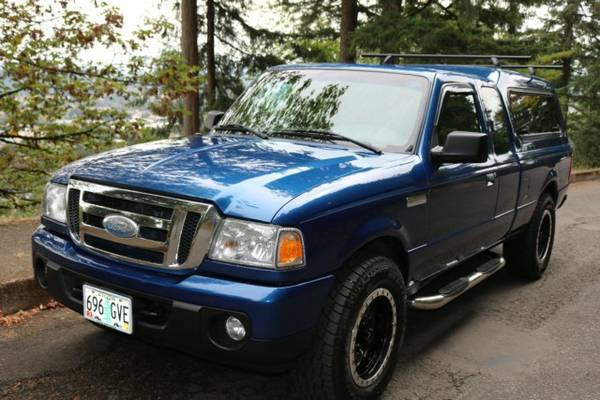 2008 *FORD* *RANGER* *SUPER* *CAB* *4 door* FX4 OFF-ROAD 2D 6 FT