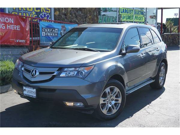 2008 Acura MDX SUV Sport Utility 4D