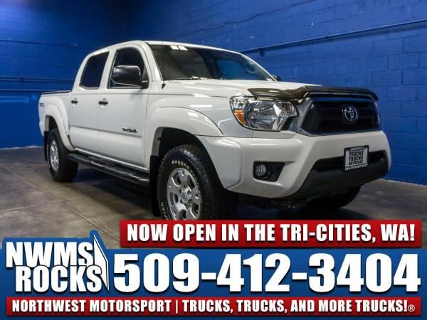 2013 *Toyota Tacoma* 4x4 - One Previous Owner! 2013 Toyota Tacoma 4x4