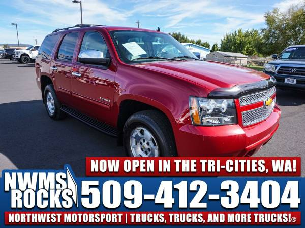 2014 *Chevrolet Tahoe* LT 4x4 -