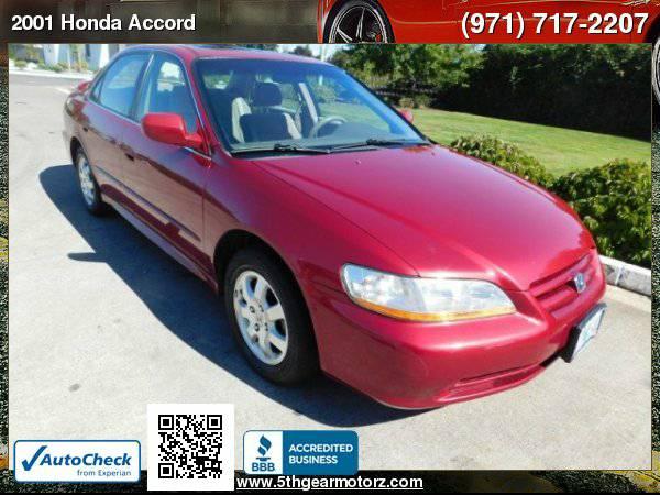 2001 Honda Accord EX *133K Miles!* CALL!