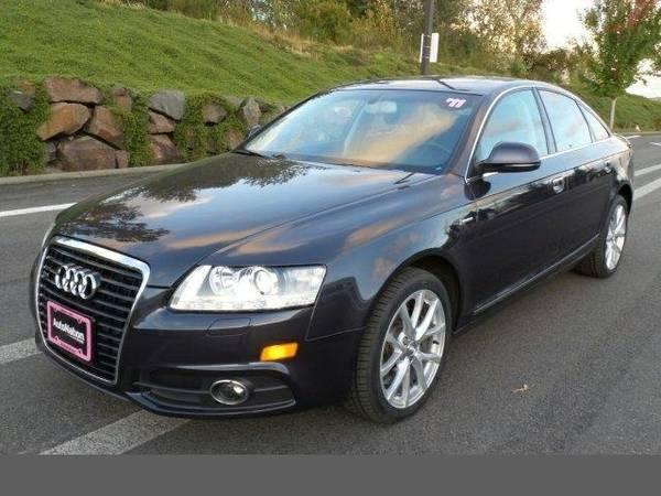 2011 Audi A6 3.0T Premium Plus SKU:BN003441 Sedan