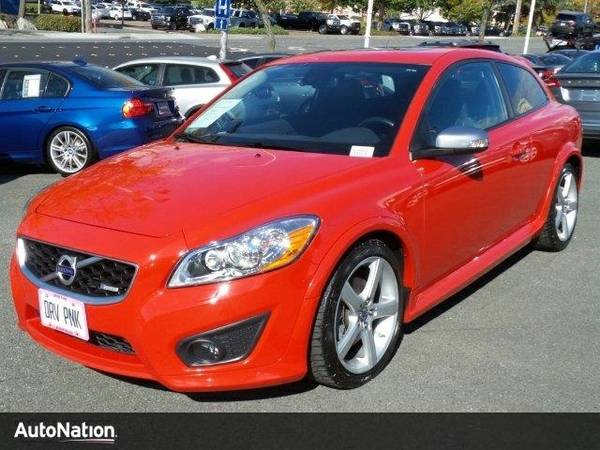2011 Volvo C30 R-Design SKU:B2240433 Hatchback