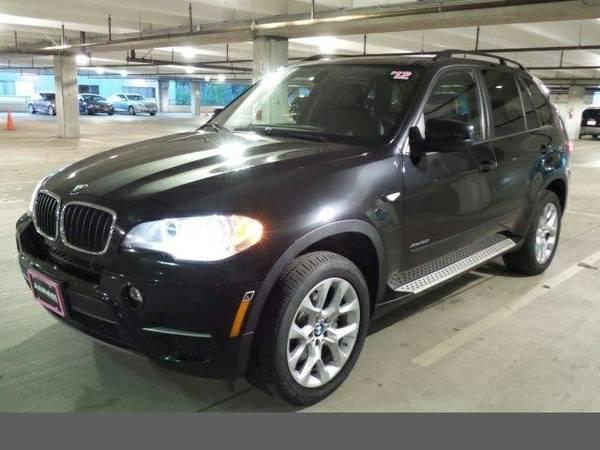 2012 BMW X5 35i Premium SKU:CL751091 SUV