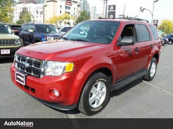 2012 Ford Escape XLT Ford Escape XLT SUV